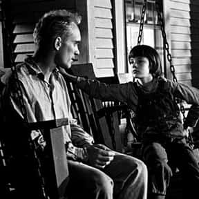 Boo Radley is listed (or ranked) 3 on the list List of To Kill A Mockingbird Characters