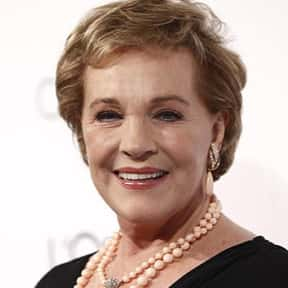 Julie Andrews is listed (or ranked) 1 on the list Fictional Characters Named Julia