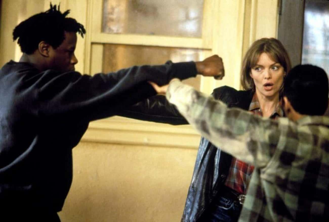 Louanne Johnson In 'Dangerous Minds'