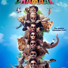 Total Dhamaal is listed (or ranked) 17 on the list The Best Aashish Chaudhary Movies