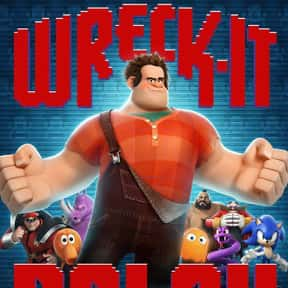 Wreck-It Ralph is listed (or ranked) 4 on the list The Best Movies for 10-Year-Old Kids