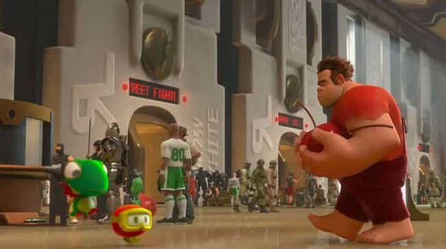 Wreck-It Ralph is listed (or ranked) 8 on the list 14 Animated Films That Were Better Than That Year's Best Picture Oscar Winner
