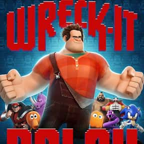 Wreck-It Ralph is listed (or ranked) 22 on the list The Best Adventure Movies for Kids