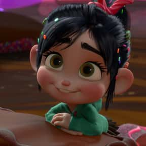 Vanellope von Schweetz is listed (or ranked) 17 on the list The Best Disney Princesses