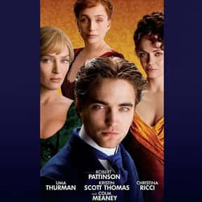 Bel Ami is listed (or ranked) 13 on the list The Best Robert Pattinson Movies