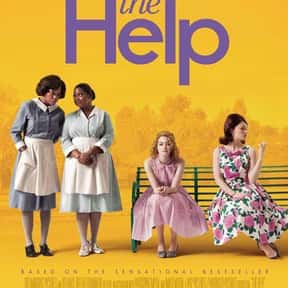 The Help is listed (or ranked) 4 on the list 30+ Great Period Films with a 1960s Aesthetic
