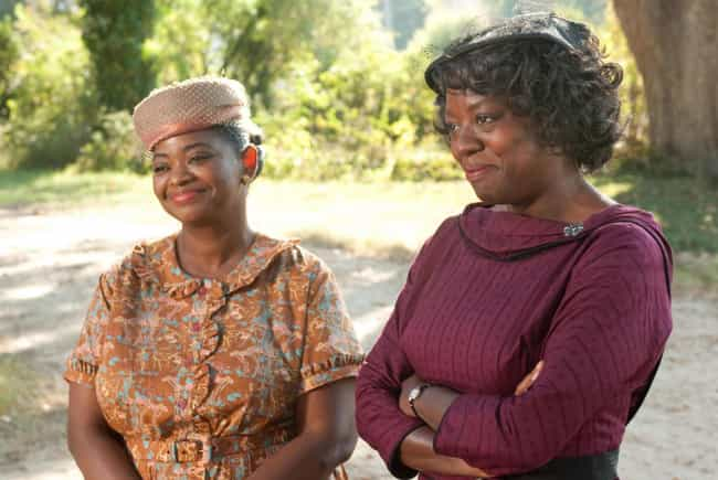 The Help is listed (or ranked) 6 on the list The Best Female Friendships in Film