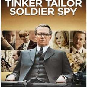 Tinker Tailor Soldier Spy is listed (or ranked) 2 on the list The Best British Movies On Netflix