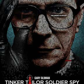 Tinker Tailor Soldier Spy is listed (or ranked) 8 on the list The Best Spy Movies