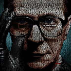 Tinker Tailor Soldier Spy is listed (or ranked) 13 on the list The Best Cold War Movies