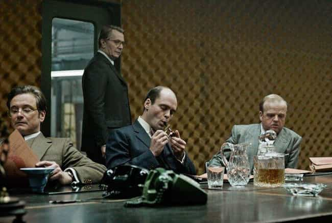 Tinker Tailor Soldier Sp... is listed (or ranked) 6 on the list 15 Movies Only Boring People Find Boring