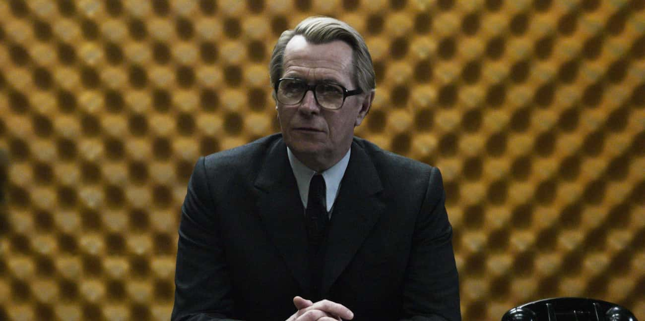 Tinker Tailor Soldier Spy is listed (or ranked) 1 on the list The Most Accurate Movies About Espionage