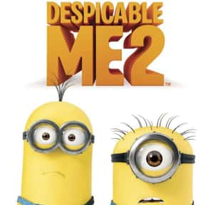 Despicable Me 2 is listed (or ranked) 3 on the list The Best Movies for 3-Year-Olds