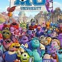 Monsters University is listed (or ranked) 19 on the list The Best Movies of 2013