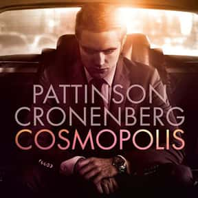 Cosmopolis is listed (or ranked) 12 on the list The Best Robert Pattinson Movies