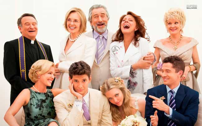 The Big Wedding is listed (or ranked) 3 on the list Bad Movies That Had Great Casts