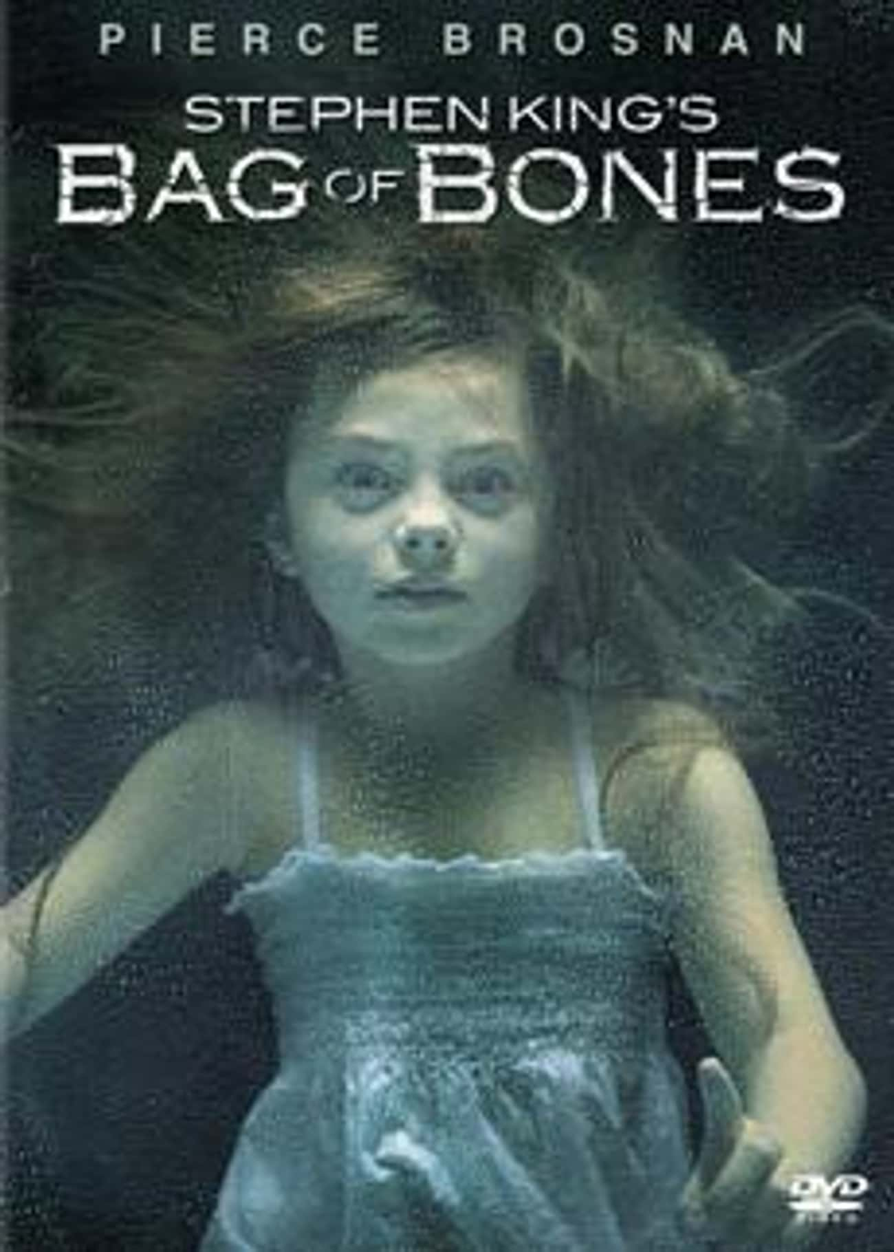 Bag of Bones is listed (or ranked) 1 on the list Stephen King Shows and TV Series