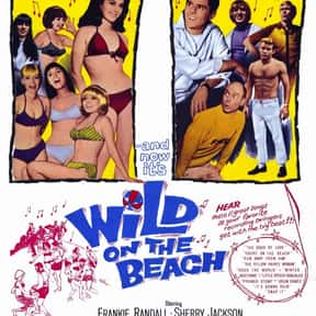 Wild on the Beach is listed (or ranked) 18 on the list The Best '60s Beach Movies