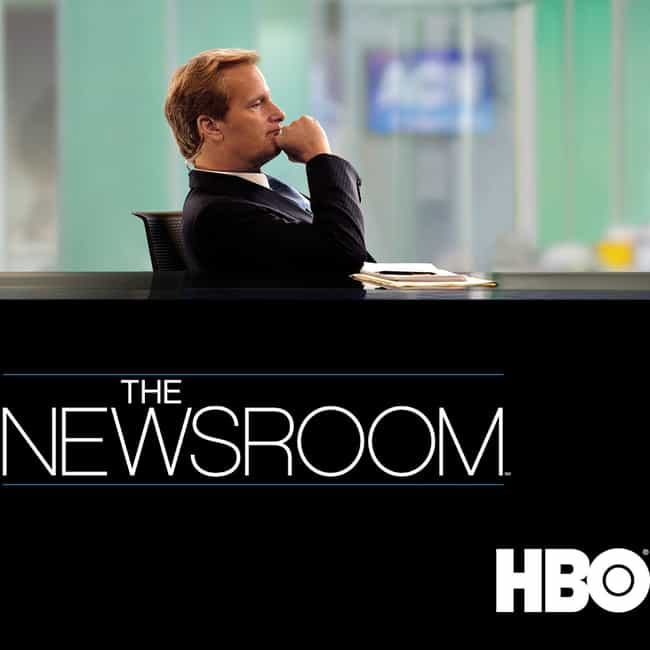 The Newsroom is listed (or ranked) 3 on the list What to Watch If You Love 'Veep'