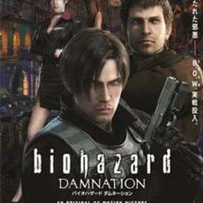Resident Evil: Damnation is listed (or ranked) 21 on the list The Greatest Animated Sci Fi Movies