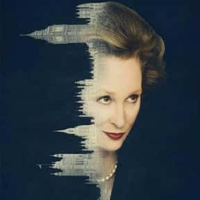 The Iron Lady is listed (or ranked) 14 on the list The Best Meryl Streep Movies