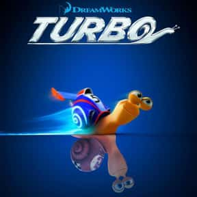 Turbo is listed (or ranked) 19 on the list The Best Ryan Reynolds Movies
