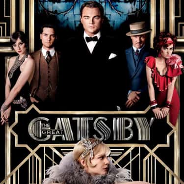 The Great Gatsby is listed (or ranked) 2 on the list The Best Movies for Tauruses