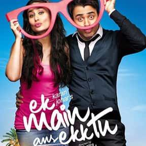 Ek Main Aur Ekk Tu is listed (or ranked) 20 on the list The Best Bollywood Movies on Netflix