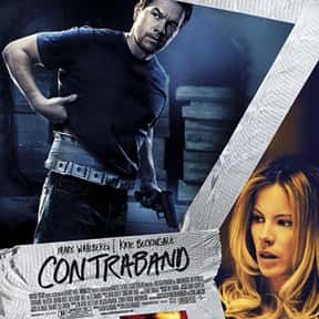 Contraband is listed (or ranked) 20 on the list The Best Mark Wahlberg Movies