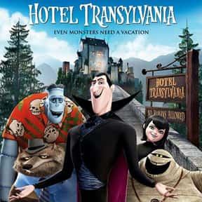 Hotel Transylvania is listed (or ranked) 13 on the list The Best Comedy Movies for 12 Year Old Kids