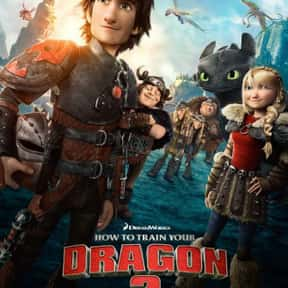 How to Train Your Dragon 2 is listed (or ranked) 18 on the list Animated Movies That Make You Cry the Most