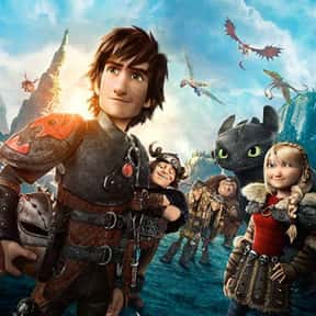 How to Train Your Dragon 2 is listed (or ranked) 18 on the list The Best Gerard Butler Movies