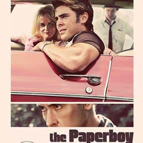 The Paperboy is listed (or ranked) 15 on the list The Best Zac Efron Movies