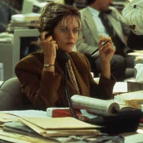 Annie Reed is listed (or ranked) 18 on the list The Greatest Journalist Characters in Film