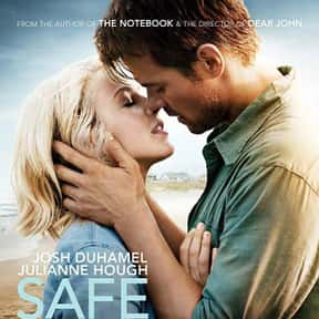 Safe Haven is listed (or ranked) 3 on the list The Best Chick Flicks Based on Books