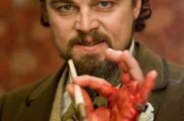 Leonardo DiCaprio's Hand In 'D is listed (or ranked) 1 on the list 12 Movie Scenes Where Actors Bled For Real