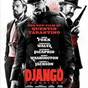 Django Unchained is listed (or ranked) 9 on the list The 30+ Best Modern Western Movies