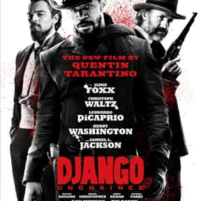 Django Unchained is listed (or ranked) 2 on the list The Best R-Rated Movies That Blew Up At The Box Office