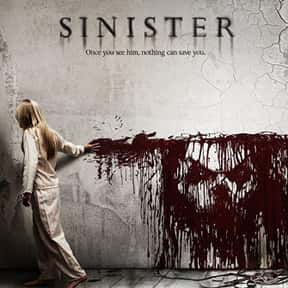 Sinister is listed (or ranked) 6 on the list The Best Demonic Possession Movies