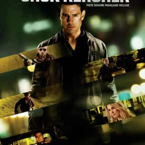Jack Reacher is listed (or ranked) 9 on the list The All-Time Best Tom Cruise Movies