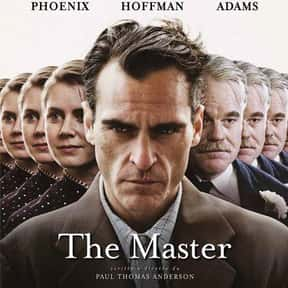 The Master is listed (or ranked) 3 on the list The Best Movies With Master in the Title