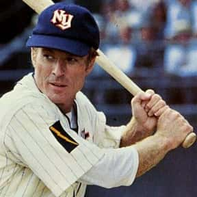 Roy Hobbs is listed (or ranked) 1 on the list The Greatest Baseball Player Characters in Film