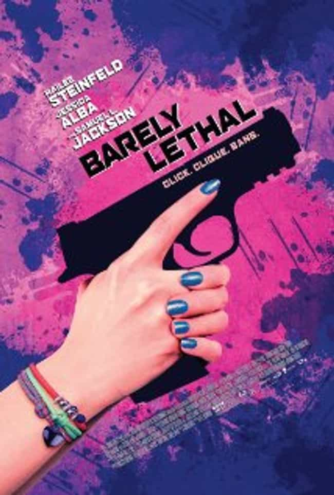 Barely Lethal is listed (or ranked) 3 on the list The Best Sophie Turner Movies