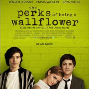 The Perks of Being a Wallflowe is listed (or ranked) 25 on the list The Best Movies About Mental Illness