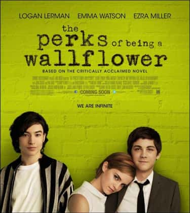 The Perks of Being a Wallflowe is listed (or ranked) 2 on the list Movies & TV Shows to Watch If You Love Wonder