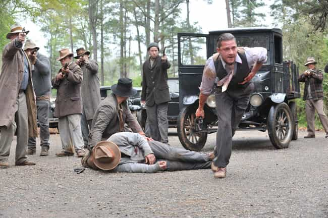 Lawless is listed (or ranked) 1 on the list The Most Underrated True Crime Movies Of The 2010s