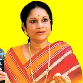 Vani Jayaram is listed (or ranked) 10 on the list List of Famous Playback Singers