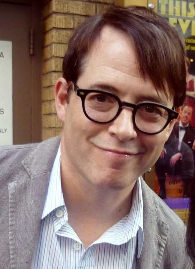 Matthew Broderick is listed (or ranked) 4 on the list Celebrities Who Got Off Easy for Crimes They Committed