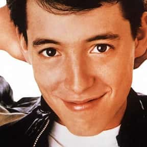 Matthew Broderick is listed (or ranked) 11 on the list The Greatest '80s Teen Stars