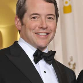 Matthew Broderick is listed (or ranked) 2 on the list Full Cast of Infinity Actors/Actresses